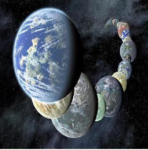 Lebih 100 Juta Planet Layak Huni Ditemukan