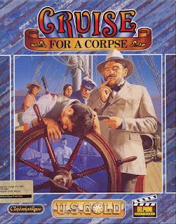 Portada videojuego Cruise for a Corpse
