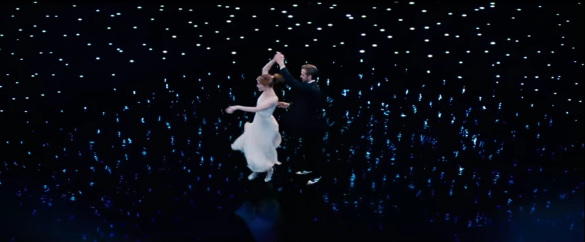 the stuff that dreams are made of la la land classic