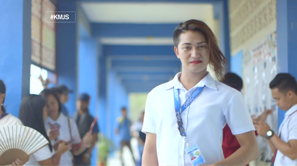Girl finds out boyfriend has gay lover; but 'beki' and girl end up together