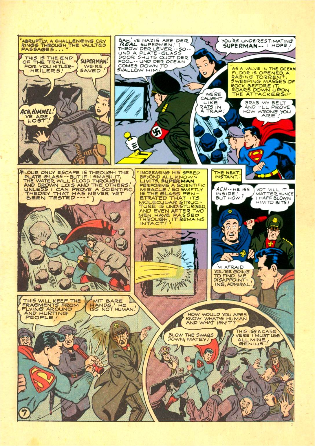 Action Comics (1938) 62 Page 7