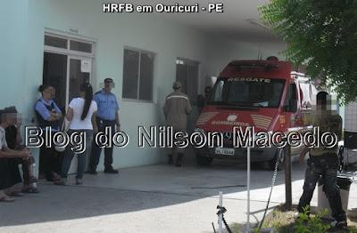 OURICURI-PE: Bebê de 21 dias dar entrada no RH apresentando lesões e os pais vão parar na delegacia