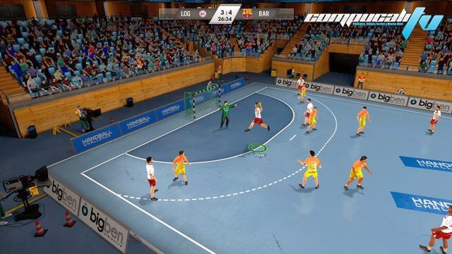 IHF Handball Challenge PC Full Español