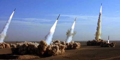 Iran Ancam Bombamdir Israel Dengan 80 Ribu Rudal