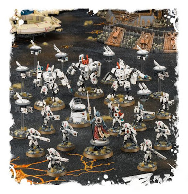 warhammer 40k beginners guide start collecting tau