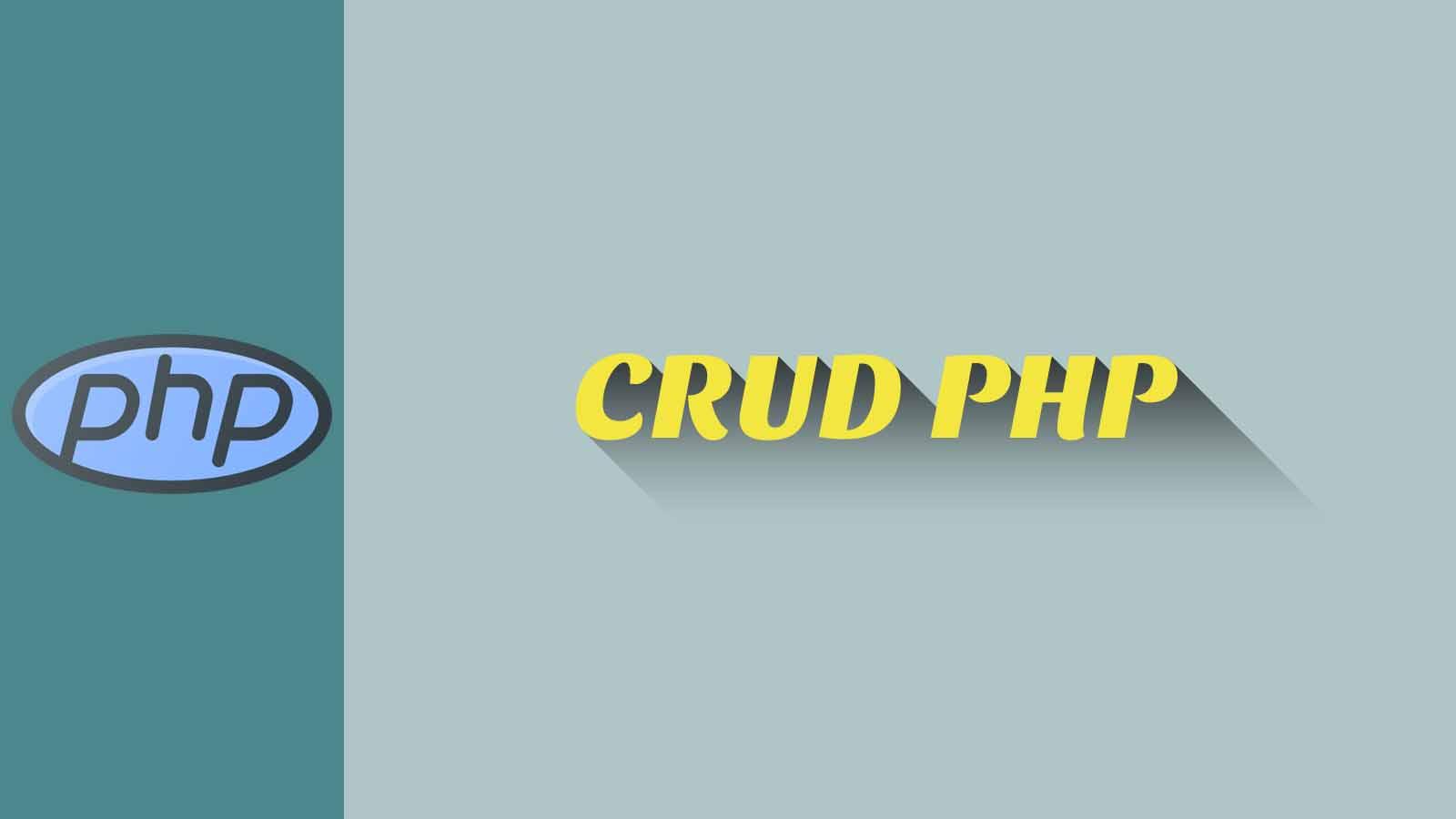CRUD PHP