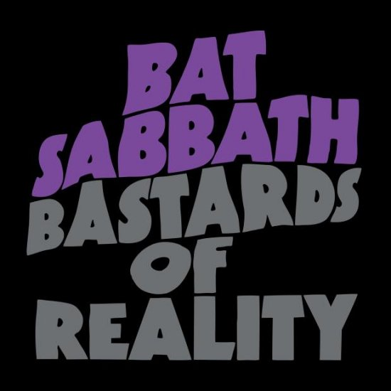 Cancer Bats - Bat Sabbath-Bastards Of Reality EP