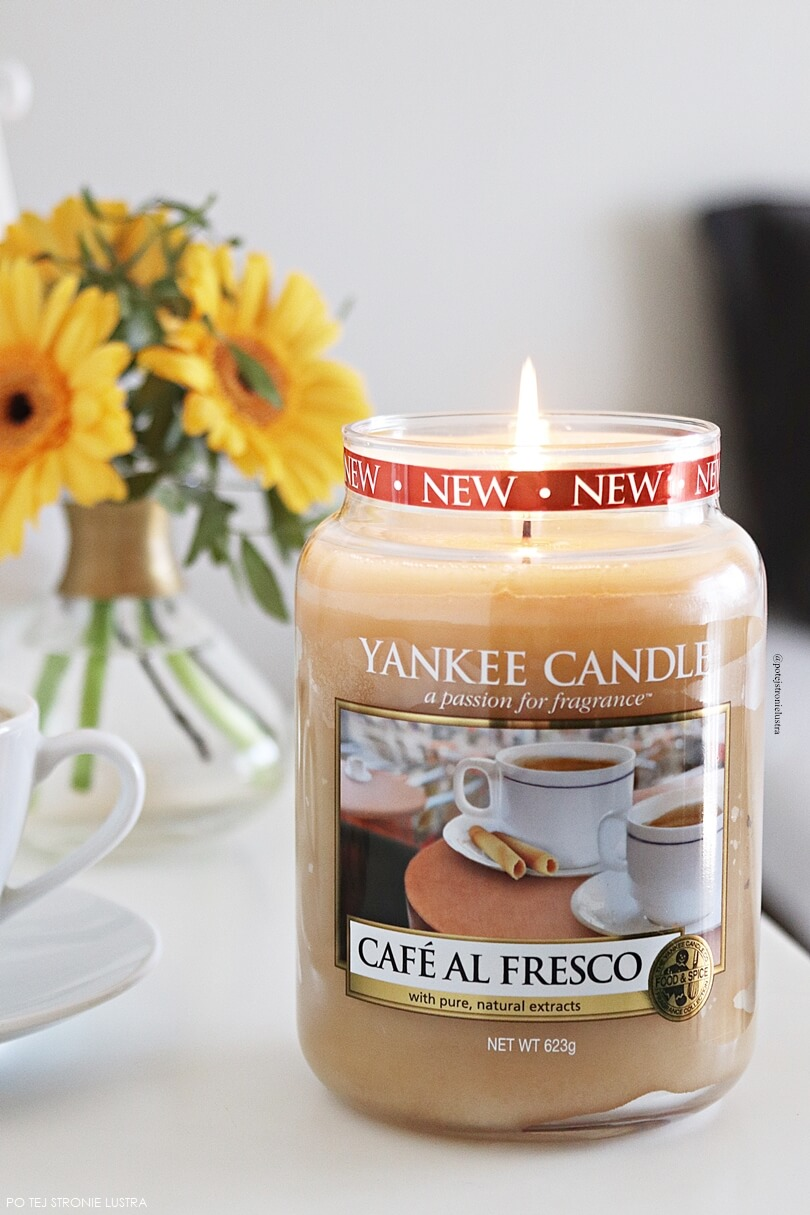 yankee candle cafe al fresco z kolekcji essence of italia