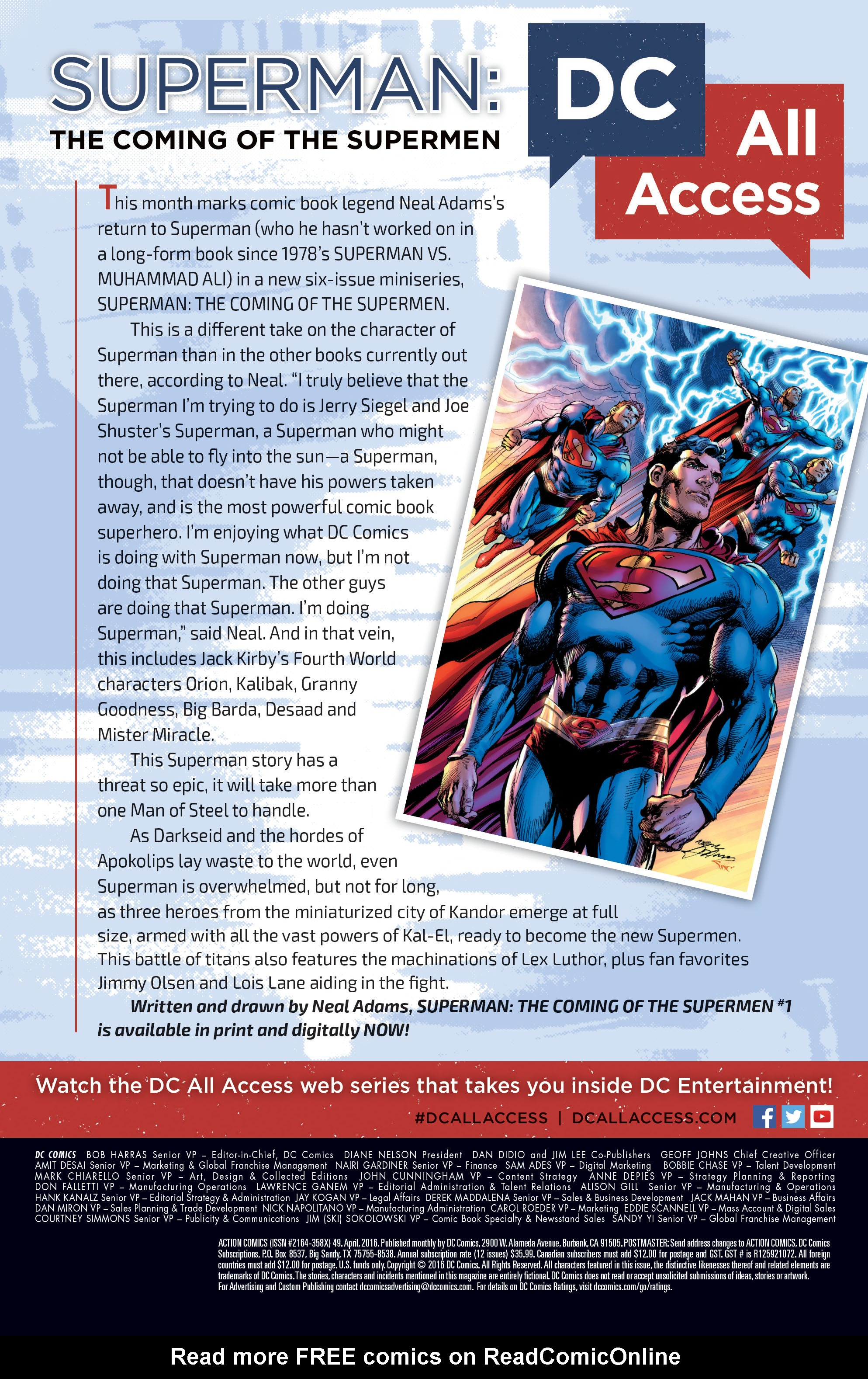 Read online Action Comics (2011) comic -  Issue #49 - 25