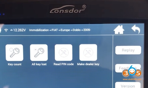 lonsdor-k518ise-Fiat-пин-код-6