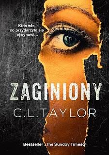 """Zaginiony"" C.L Taylor"