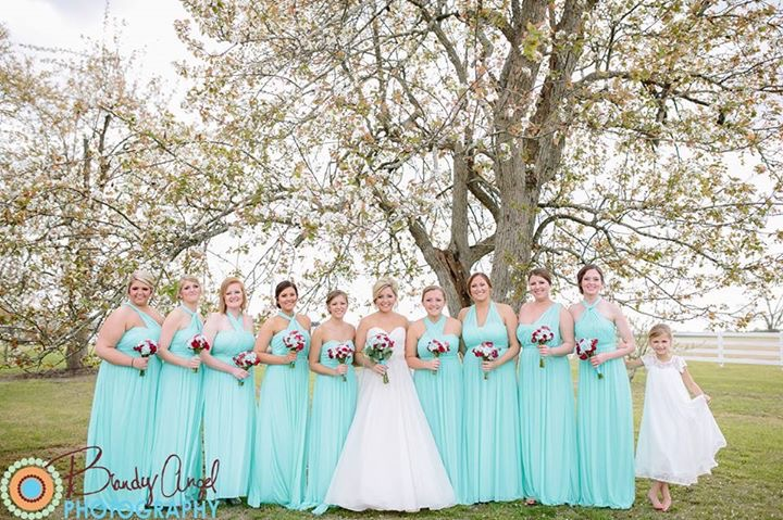 Britney Perry S And Thomas Faircloth Beautiful March Wedding Pictures Taken By Brandy Angel Photography