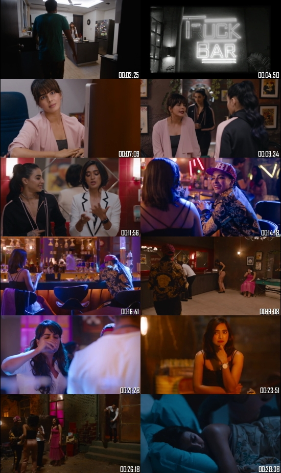 Four More Shots Please Season 1 Hindi Complete 720p 480p WEB-DL All Episodes