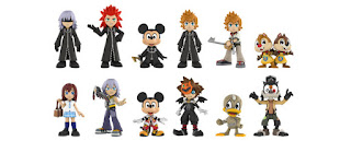 Mystery Mini: Kingdom Hearts HOT TOPIC