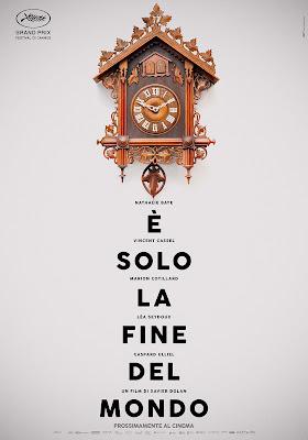 E' solo la fine del mondo - Poster