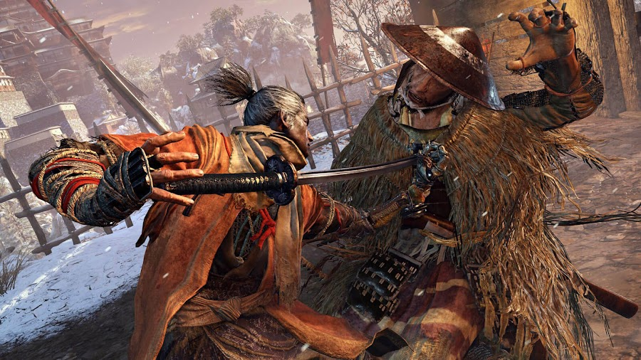 sekiro shadows die twice tgs ps4 gameplay