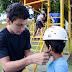 Fim de semana de brincadeiras populares no Parque Cidade da Criança
