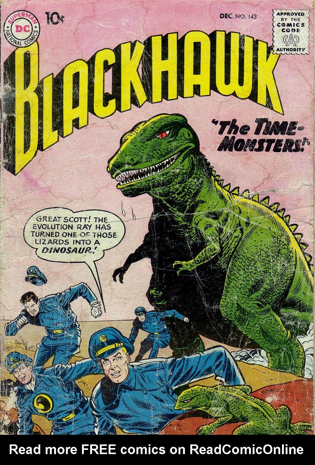 Blackhawk (1957) 143 Page 1
