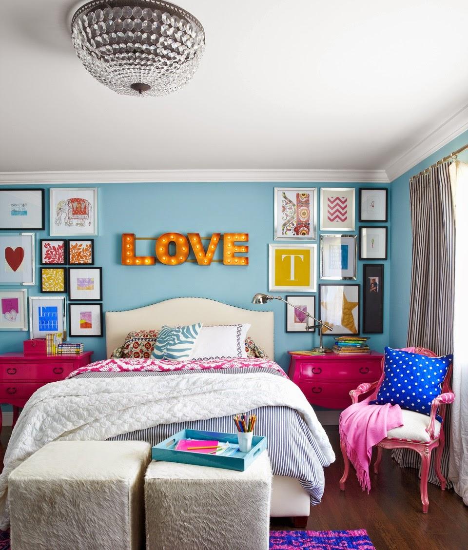 Hogares Frescos 10 Ideas Para Ponerle Color Al Dormitorio