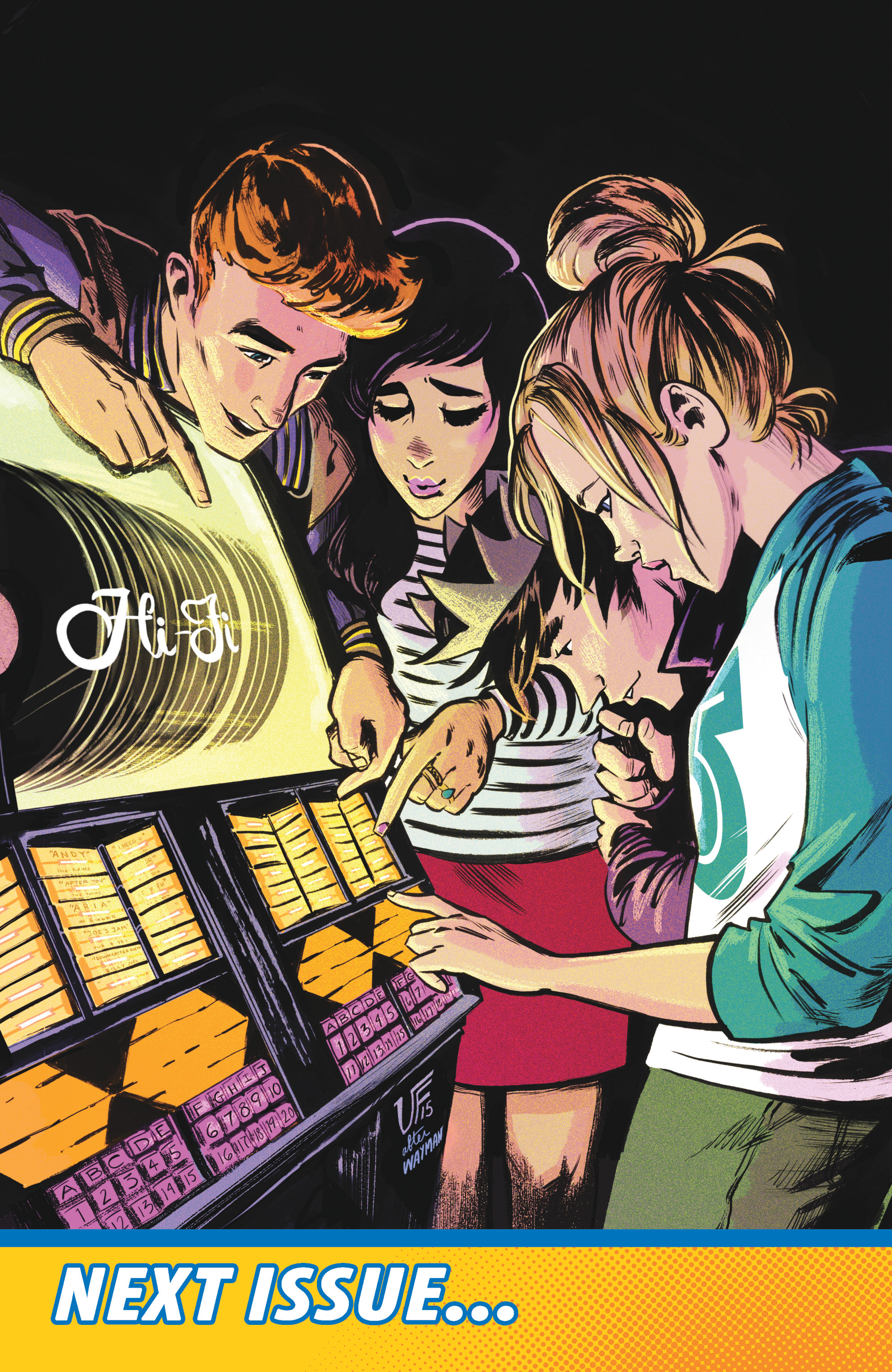 Read online Archie (2015) comic -  Issue #4 - 33