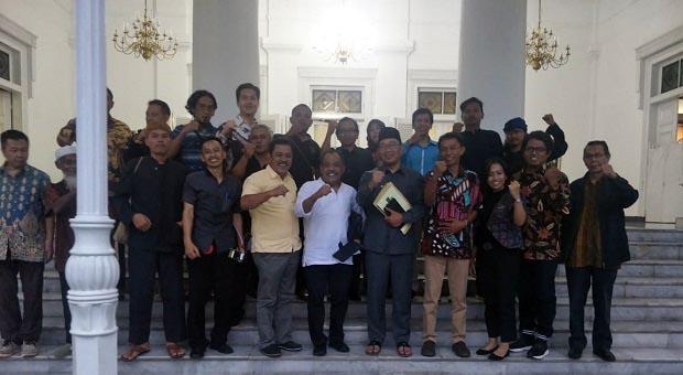 Ridwan Kamil Bersedia Jadi Pelindung Gerakan Hejo