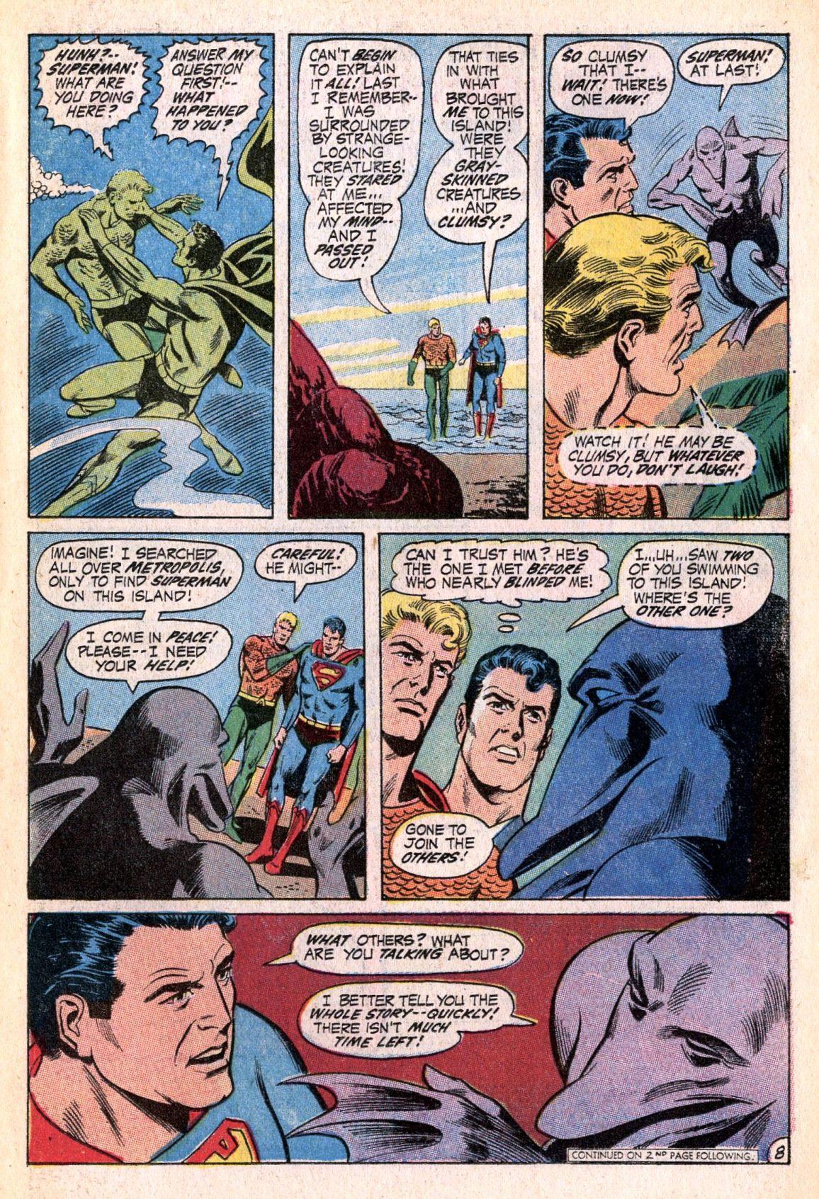 Read online World's Finest Comics comic -  Issue #203 - 11