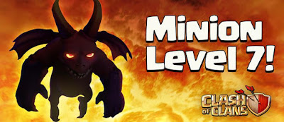 Minions, COC , Clans of clans