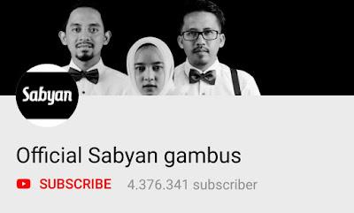 Viewers YouTuber Indonesia Terbanyak