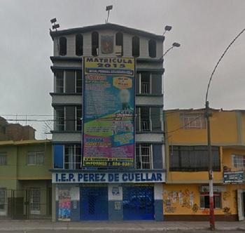 Colegio JAVIER PÉREZ DE CUELLAR - San Martín de Porres