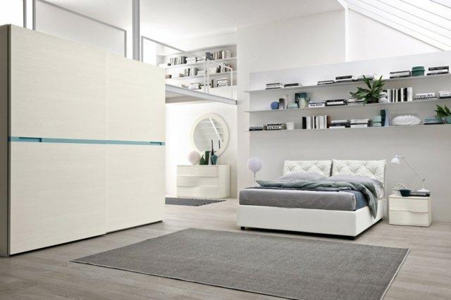 Chambre à coucher design : des idées pour s\'inspirer   Echo Déco