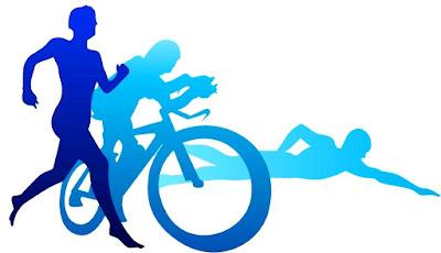 lomba triathlon trilomba renang sepeda lari