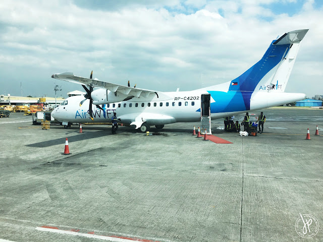 AirSWIFT ATR 42-600