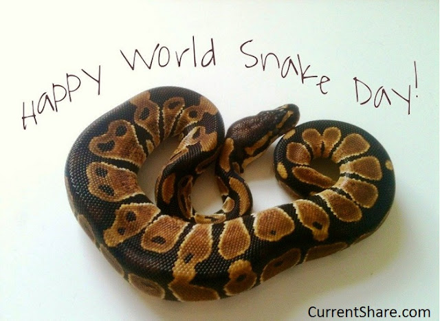 when is snake day