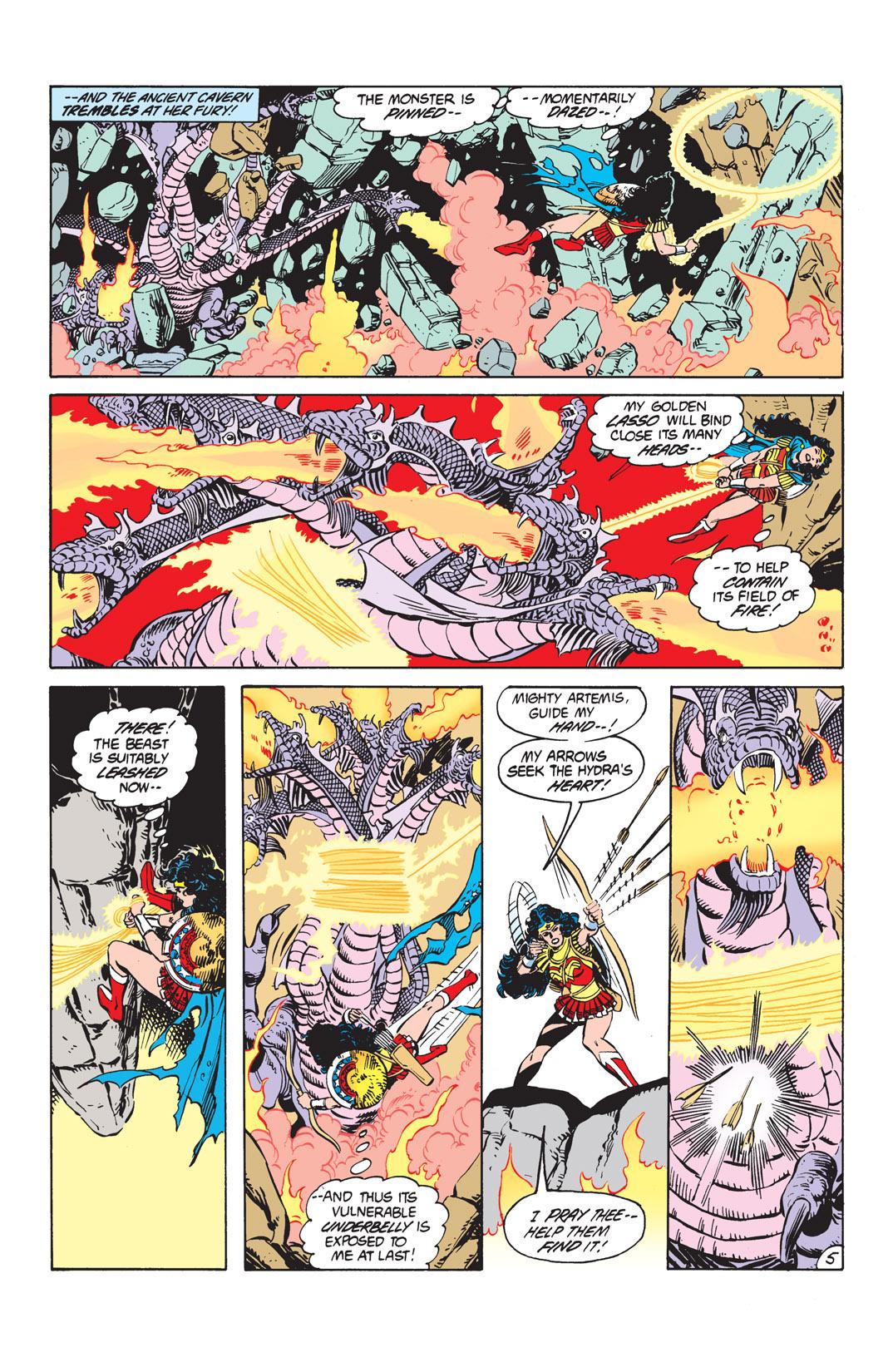 Read online Wonder Woman (1987) comic -  Issue #11 - 5