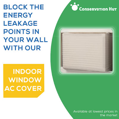 Conservation Hut AC Cover Ad
