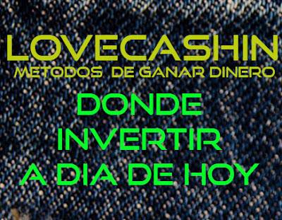 mejores paginas inversion lovecashin.com