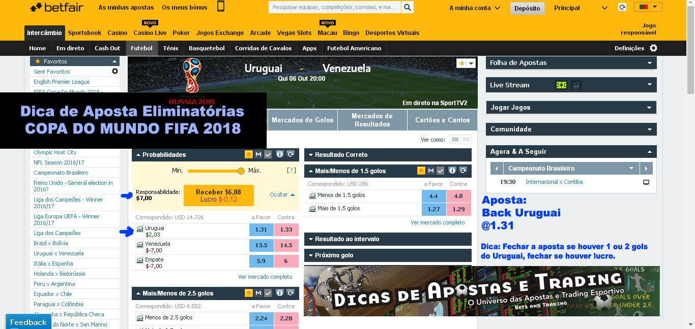 Eurosport jogo das apostas 2016