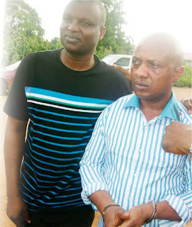 'How I arrested billionaire kidnapper, Evans, an intelligent criminal with a very sound IQ' – Abba Kyari