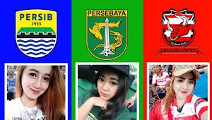 Julukan atau Sebutan Nama Suporter Wanita dalam Klub Sepakbola Indonesia