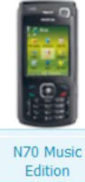 Nokia N70 Music Edition RM-99 all firmware versions