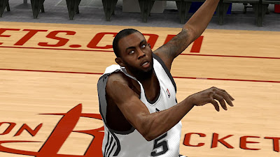 NBA2K Cyberface Mods James Anderson