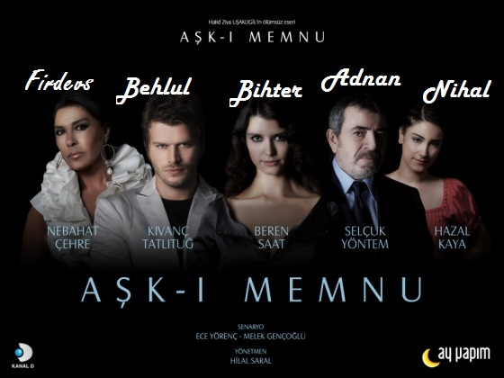 Sweet Brownies For Me & You: There's this Turkish Drama