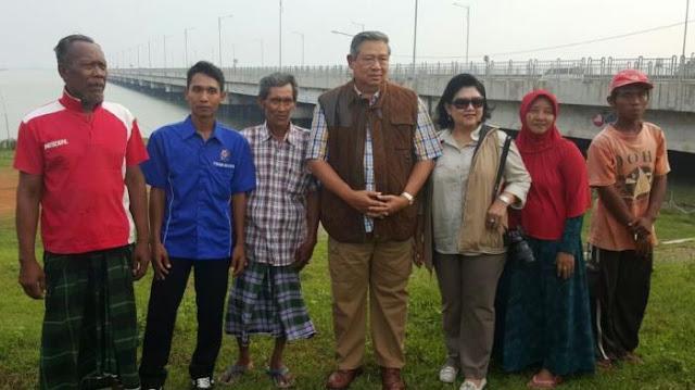 Suramadu, Kerja Keras SBY Bagi Rakyat Madura