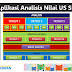 Aplikasi Analisis Nilai US SD Micrososft Office Excel