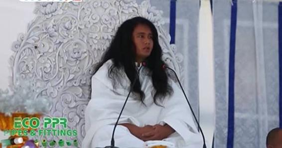 Who Is Ram Bahadur Bomjon Canadanepal