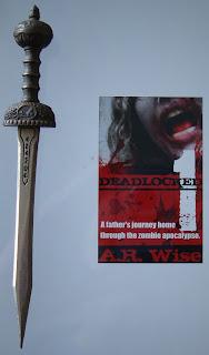 Portada del libro Deadlocked, de A. R. Wise