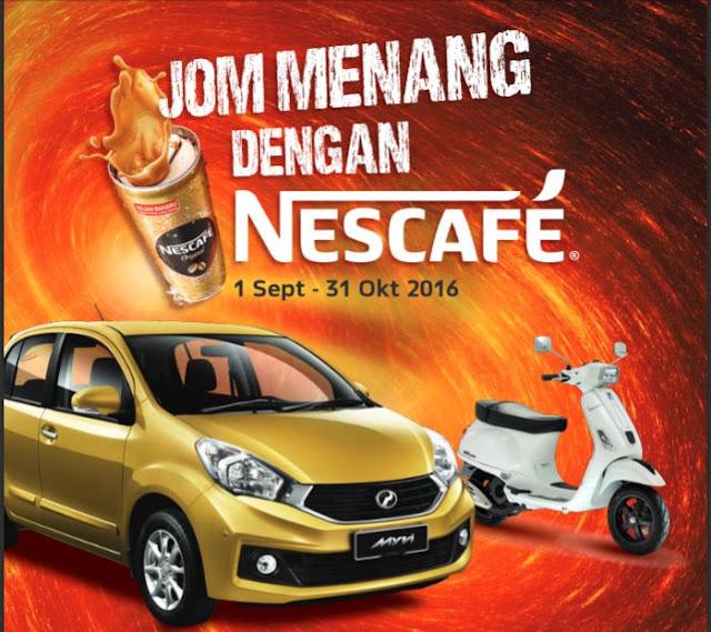 Peraduan Nescafe