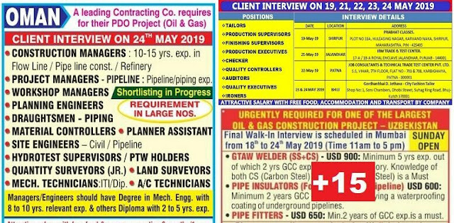 Interview on 24 May 2019 in Mumbai