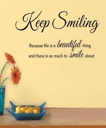 Best Smile Day Status