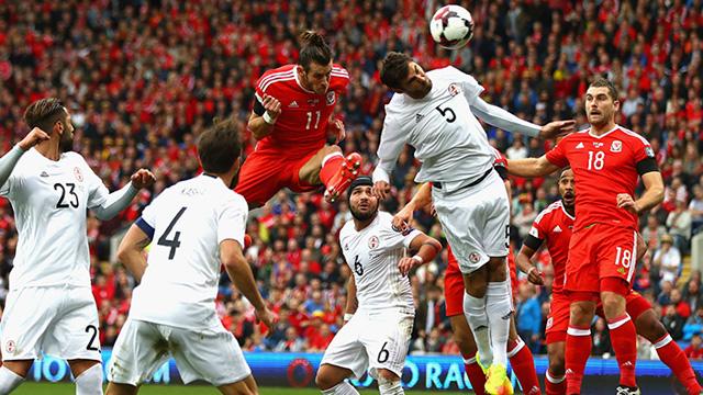 [Video] Cuplikan Gol Wales 1-1 Georgia (Kualifikasi Piala Dunia 2018)